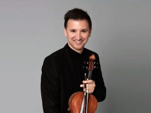 La Orquesta de Extremadura pospone una semana su concierto con José Luis Temes y David Fons