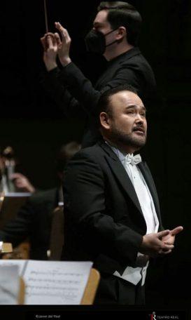 Toda la Música | Fotos y vídeos de rueda de prensa y conciertos de DiDonato, Kaufmann y Camarena en el Teatro Real