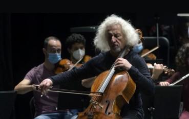 Mischa Maisky y la Orquesta Sinfónica Camera Musicae en concierto de Dvořák y Wagner