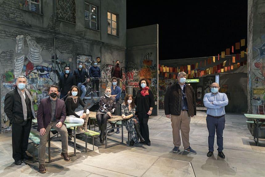 Toda la Música | Les Arts se adentra en el Verdi bufo con 'Falstaff' en una producción de Mario Martone