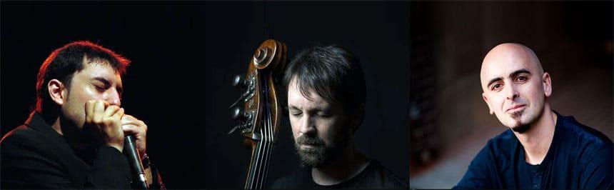 Toda la Música | El CNDM presenta el concierto de Antonio Serrano, Pablo Martín Caminero y Daniel Oyarzabal en el Auditorio Nacional