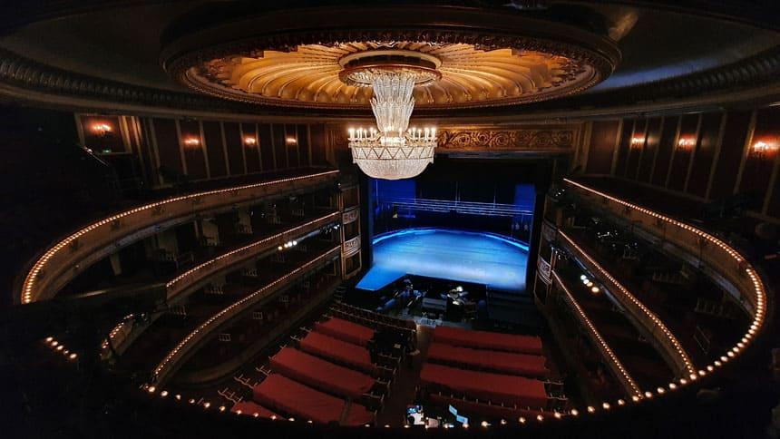 Toda la Música | El Teatro de la Zarzuela cambia el inicio de las funciones por adelanto del toque de queda