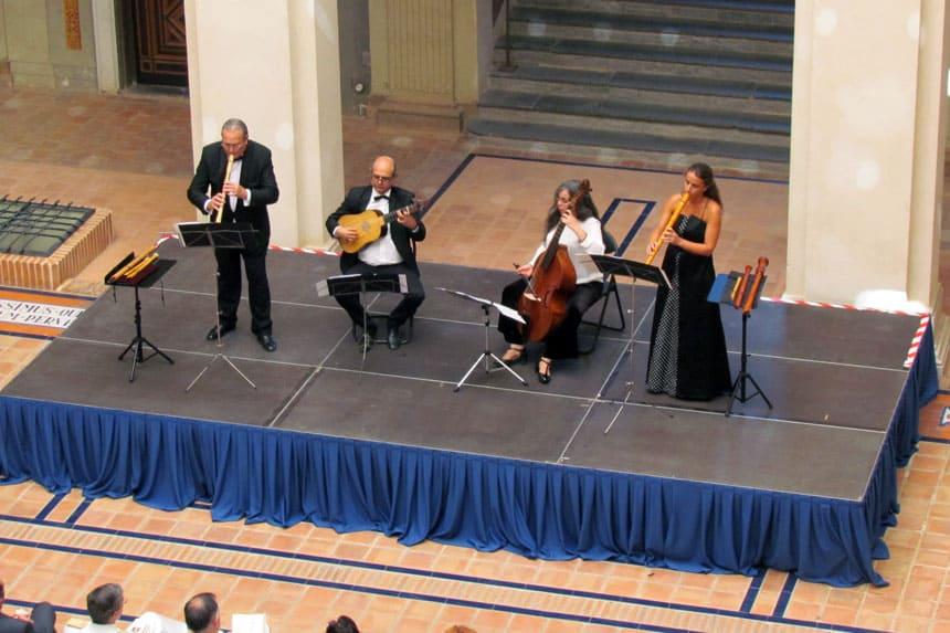 Toda la Música   El Auditorio de CentroCentro estrena un nuevo ciclo musical a cargo de La Folía