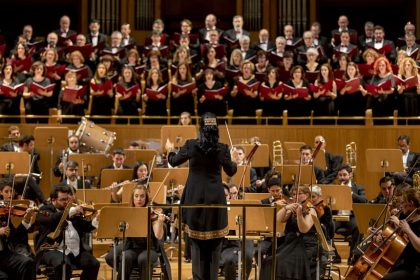 Toda la Música   España en la música, próximo concierto de la Orquesta Metropolitana y Coro Talía en el Auditorio Nacional