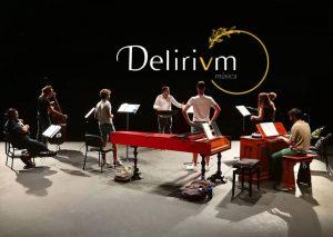 El FIAS 2021 recibe la actuación de Delirivm Musica con monográfico de Marc - Antoine Charpentiere