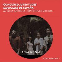 Toda la Música | El Concurso Juventudes Musicales de España celebra la Segunda Edición de Música Antigua