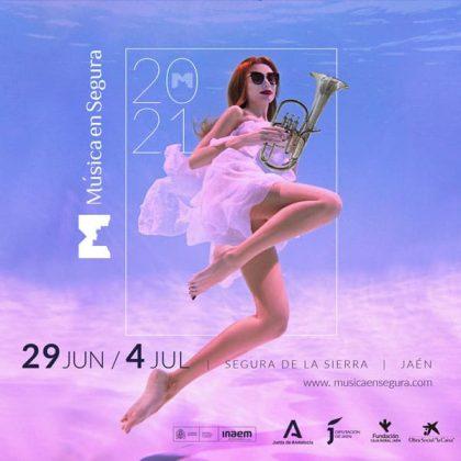 Toda la Música   Música en Segura presenta su edición 2021, la más ambiciosa de toda la historia del festival