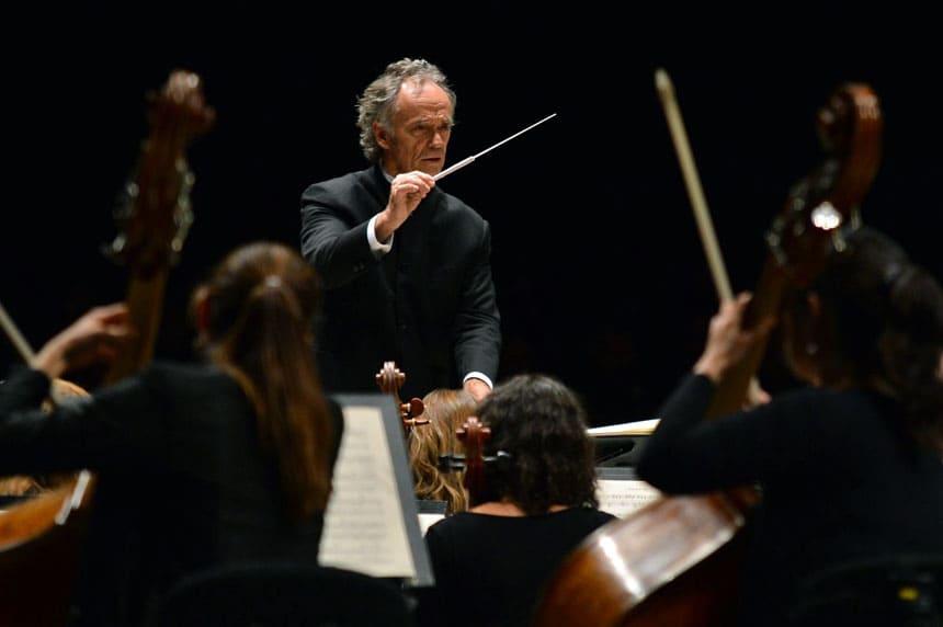 Toda la Música | El maestro Jean Claude Casadesus debuta al frente de la Orquesta Filarmónica de Gran Canaria