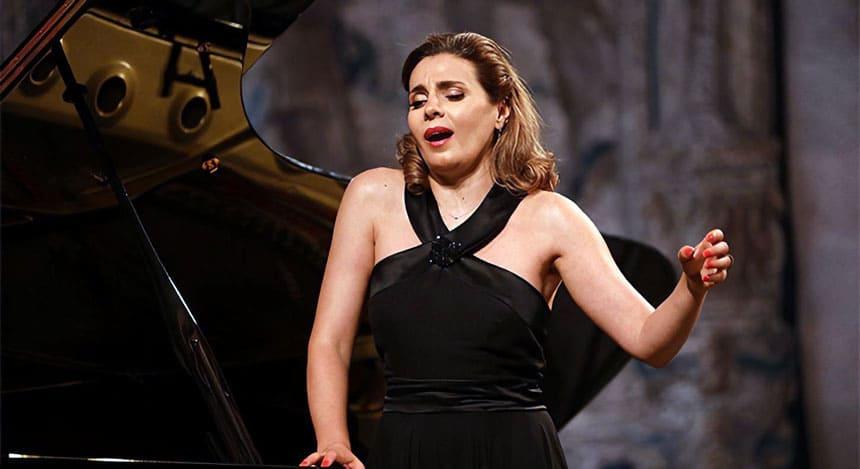 Toda la Música | Juanjo Mena dirige obras de Arriaga y Schubert con la OCV y la soprano Sabina Puértolas en València y Castelló