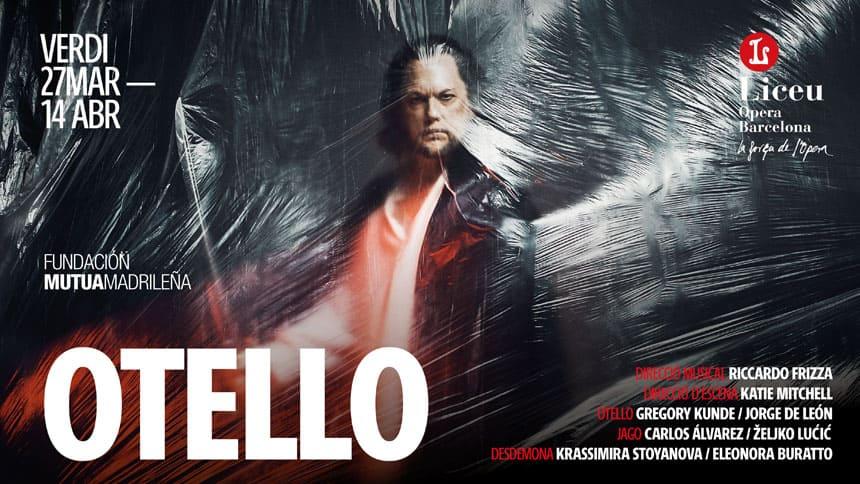 Toda la Música | Otello de Verdi vuelve al Liceu con un reparto de lujo dirigido por el maestro Gustavo Dudamel