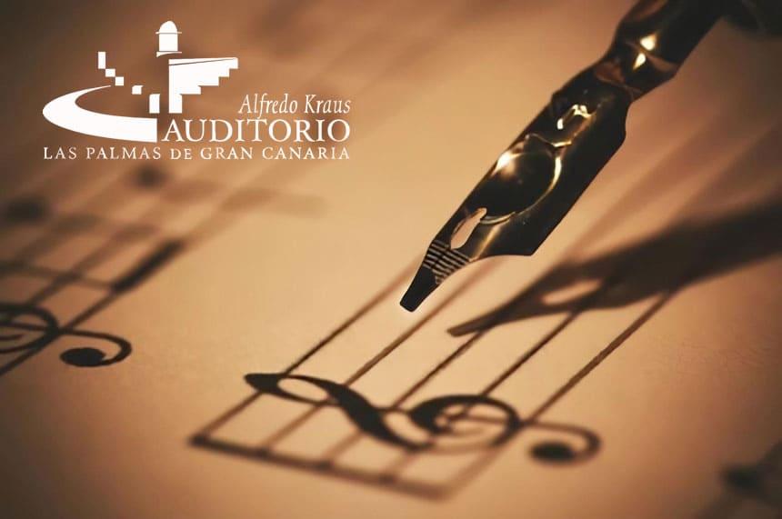 Toda la Música   Nueve jóvenes compositores canarios y nueve obras para esta  nueva cita con el talento en el Auditorio Alfredo Kraus