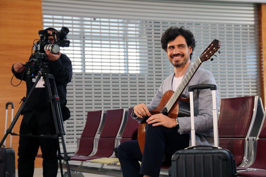 Toda la Música | La UAM y Pablo Sáinz Villegas presentan el alma de la guitarra española en el Auditorio Nacional