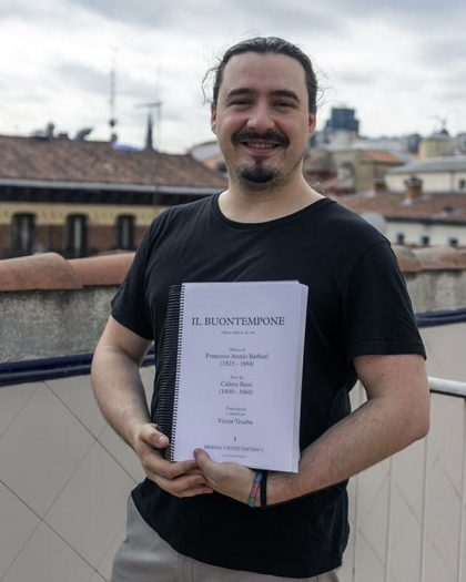 Toda la Música | Estreno mundial de Il Buontempone, única ópera de Barbieri