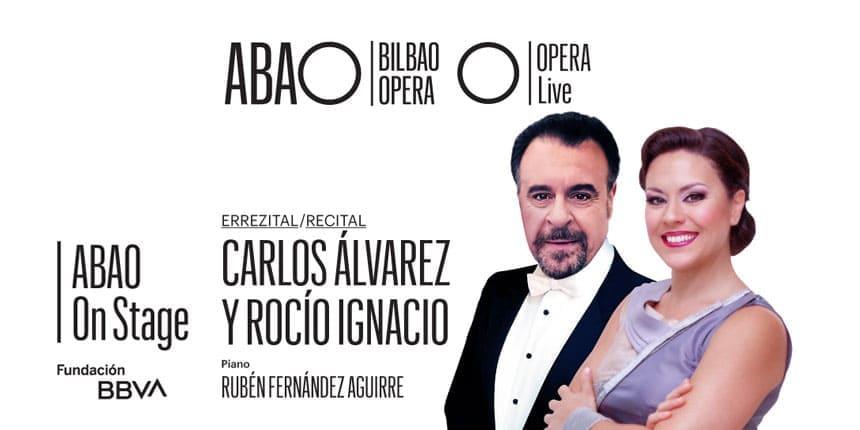 Toda la Música | Carlos Ávarez y Rocío Ignacio, una combinación brillante en el escenario de ABAO on Stage