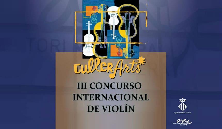 Toda la Música | El Concurso Internacional de Violín CullerArts consolida su apuesta por la música de excelencia