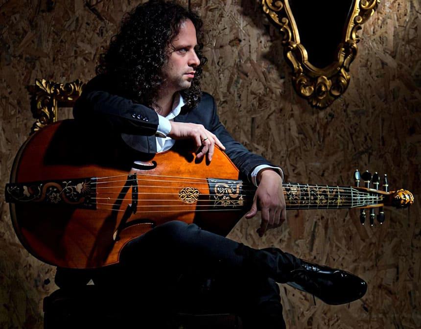 Toda la Música   El violagambista Fahmi Alqhai actuará este jueves en Zeremonia, BAS, Bilbao Arte Sacro