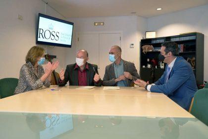 Toda la Música | El maestro Marc Soustrot firma su contrato como nuevo director titular y artístico de la ROSS
