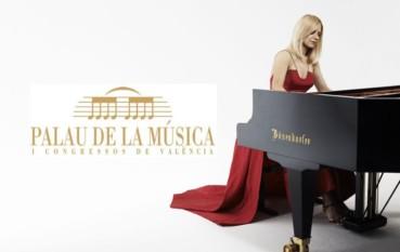 Valentina Lisitsa y la Orquesta de València inician semana musical en clave femenina