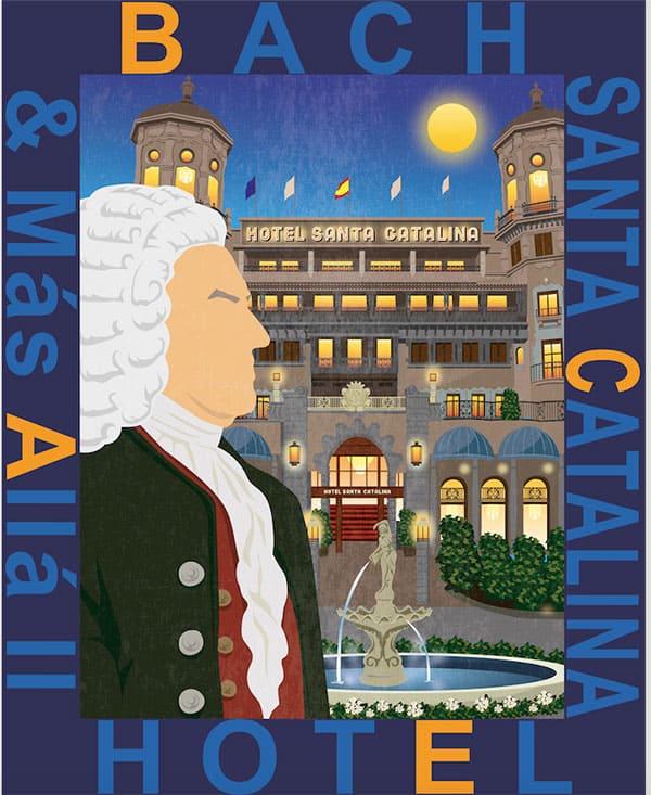 Toda la Música | International Bach Festival acoge el concierto 'Bach & Más Allá II' en Santa Catalina, a Royal Hideaway Hotel