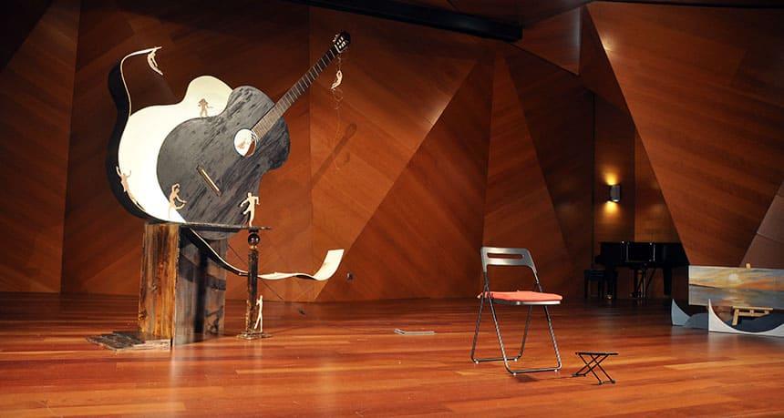 Toda la Música   Ha sido presentada la tercera edición del Festival de Guitarra de Madrid