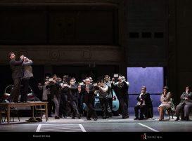 Toda la Música | Nota actualizada: Teatro Real, presenta nueva producción de Viva la Mamma, divertida parodia del mundo de la ópera