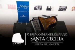 La Fundación Don Juan de Borbón convoca el 25 Premio Infantil de Piano Santa Cecilia–Premio Hazen