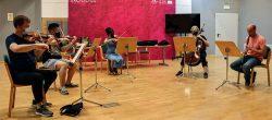 Toda la Música | La flauta pastoril de Luis Antonio Pedraza se estrena como solista en orquesta sinfónica