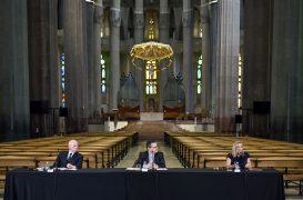 Toda la Música   RTVE producirá el concierto de la Orquesta Filarmónica de Viena desde la Sagrada Familia de Barcelona