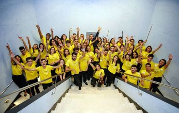 La Joven Orquesta de Gran Canaria culmina la temporada de la Academia de la OFGC