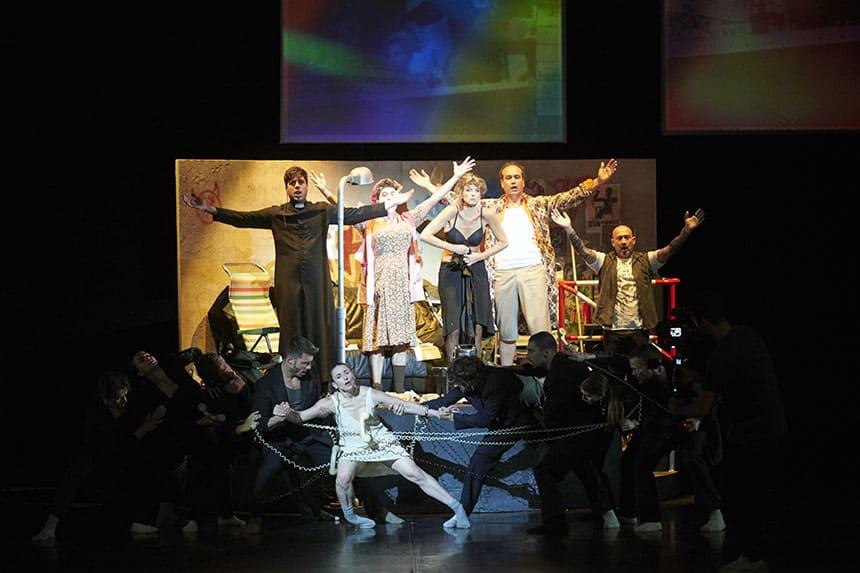 Toda la Música   Teatro Arriaga estrena nueva producción: Los siete pecados capitales, gran espectáculo que combina ópera, danza, música y teatro