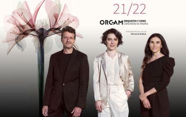 La Fundación Orquesta y Coro de la Comunidad de Madrid presenta su Temporada 2021-2022