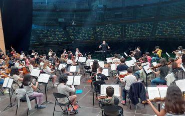 La Orquesta Infantil de la Sinfónica de Galicia cumple 10 años y lo celebra con dos conciertos