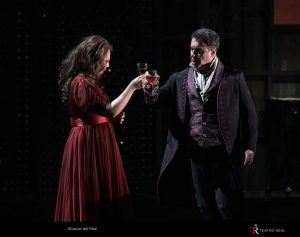 Toda la Música | Sondra Radvanovsky (Floria Tosca), Carlos Álvarez (Barón Scarpia)