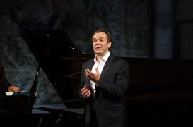 Toda la Música | El savoir faire de Benjamin Bernheim en la 35º edición del Festival Castell de Peralada