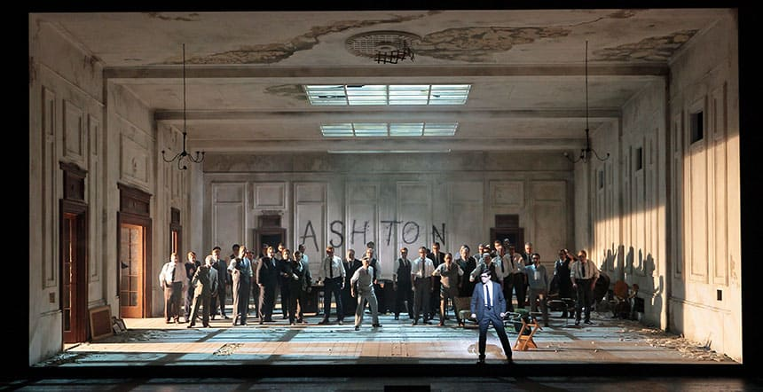Toda la Música | Nadine Sierra y Javier Camarena protagonizan la romántica ópera de Donizetti Lucia di Lammermoor