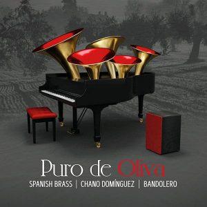 """Chano Domínguez y Spanish Brass fusionan estilos de flamenco y jazz en """"Puro de Oliva"""""""