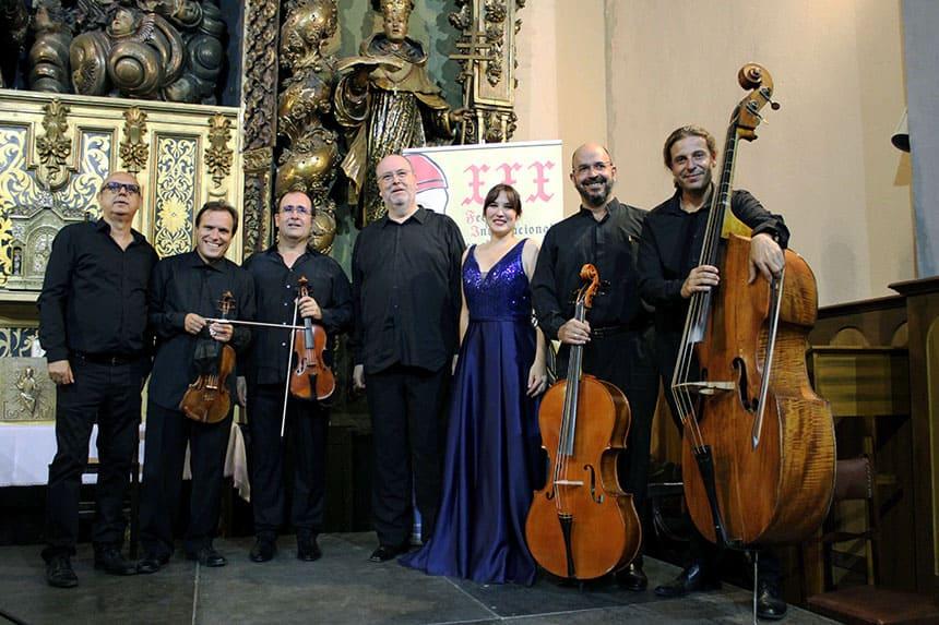 Toda la Música   Un precioso legado musical rescatado de las bibliotecas americanas en el XXX Festival Internacional en el Camino de Santiago
