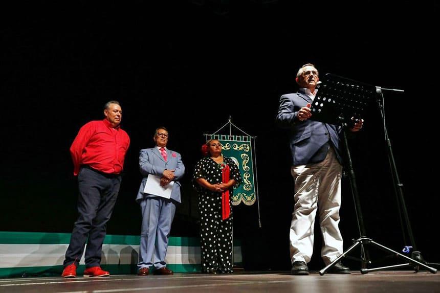 Toda la Música | La Fundación Cante de las Minas recibe el reconocimiento al 'Andaluz del año' de la Casa de Andalucía 'Rafael Alberti'