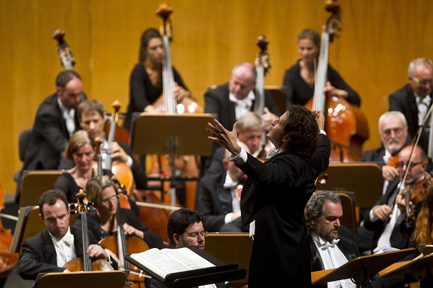 Toda la Música   La Orchestre Philharmonique du Luxembourg, Gustavo Gimeno y Yuja Wang inauguran el Festival Internacional de Santander