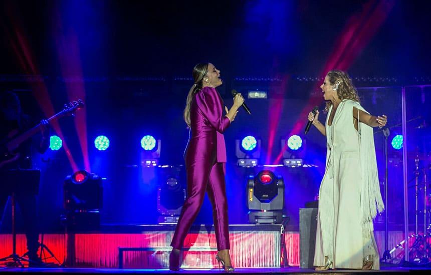 Toda la Música | Pastora Soler cierra Veranos de la Villa con canciones de su último álbum, Sentir, y un guiño a Madrid