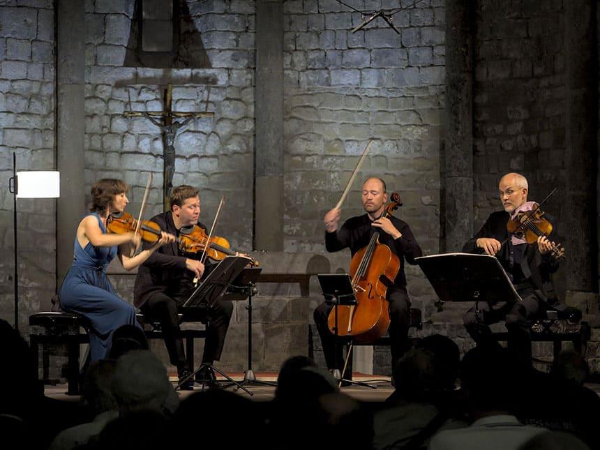 Toda la Música | Balance de la Schubertíada, que cierra su 29a edición con más conciertos que nunca