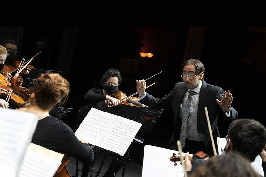 Toda la Música | La nueva temporada del 'Por qué es especial' de Camerata Musicalis, ha sido presentada