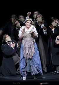 Toda la Música | Nota actualizada con fotografías de ensayo general. Teatro Real inaugura su Temporada 21 22 con La Cenerentola