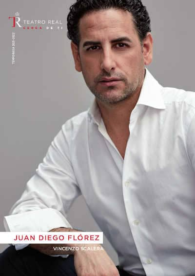 Toda la Música | Juan Diego Flores inaugura el ciclo de conciertos de la nueva Temporada del Teatro Real