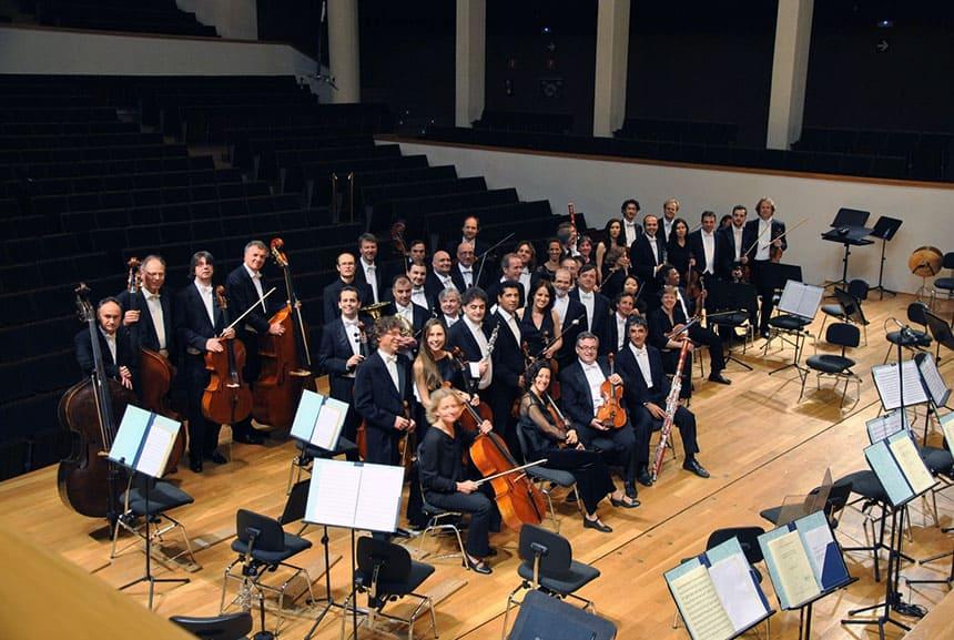 Toda la Música   Orquesta Ciudad de Granada, comienza la temporada 2021/22 con Gordan Nikolic y Lina Tur Bonet