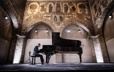 Xavier Torres interpreta en el Almudín obras de piano de Stravinski y Gershwin