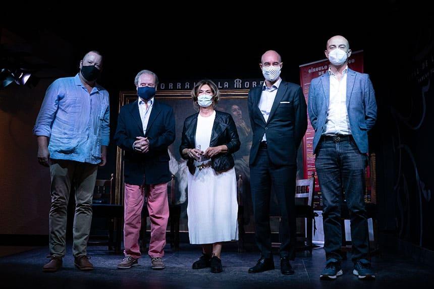 Toda la Música | El Círculo Flamenco de Madrid ha presentado hoy en el Corral de la Morería la programación de su IX temporada
