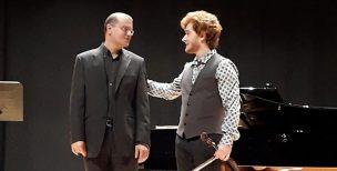 Christiansen y Apellániz celebran los aniversarios de Mozart, Bartók, Sains-Saëns, Stravinsky y Piazzolla